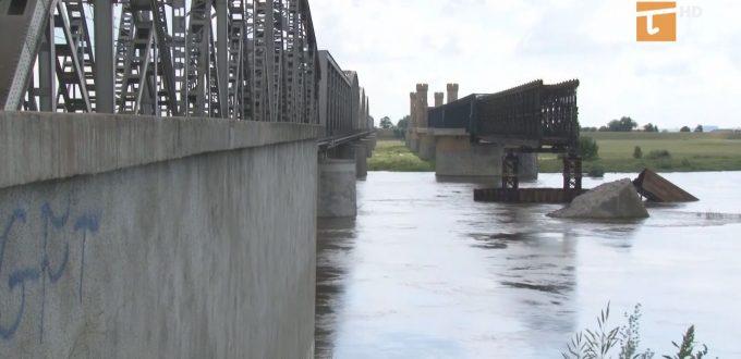 Wody Polskie alarmują PKP PLK monitorują