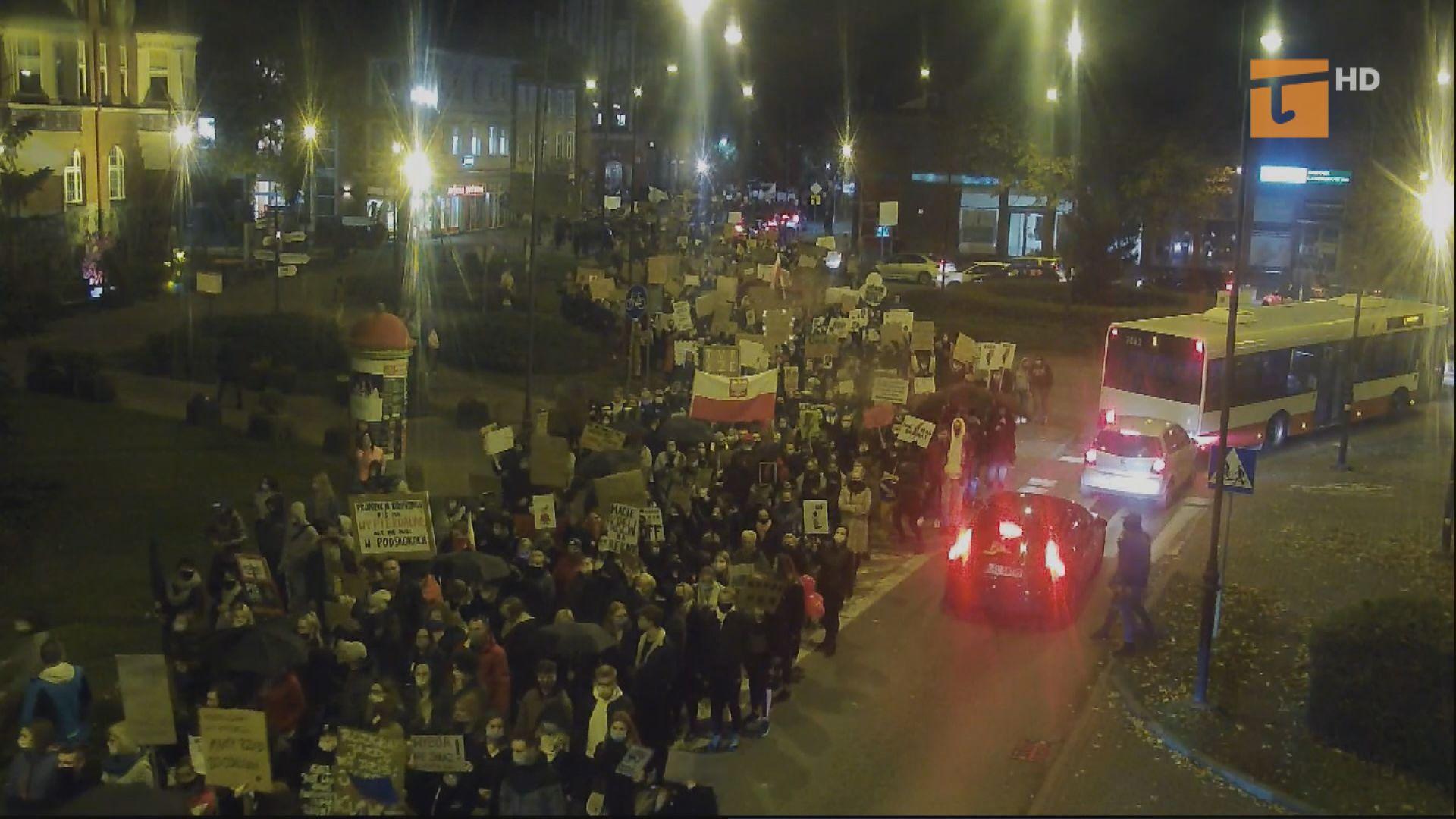 Pięć tysięcy tczewian wyszło na ulice