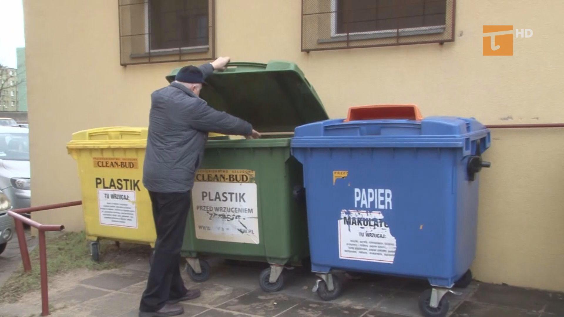 śmieci drożej