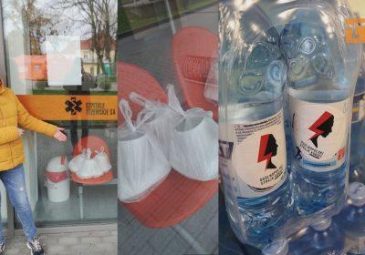Mieszkańcy pomagają Szpitalom Tczewskim