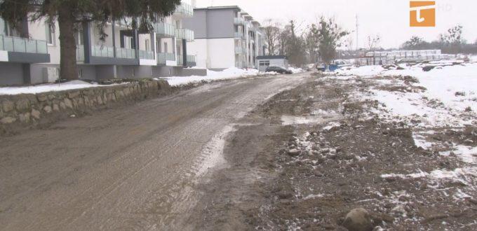 Tczewskich Saperów z kanalizacją deszczową