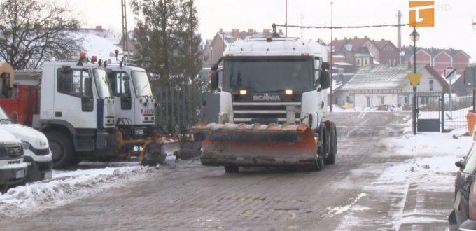 Zima nie zaskoczyła drogowców