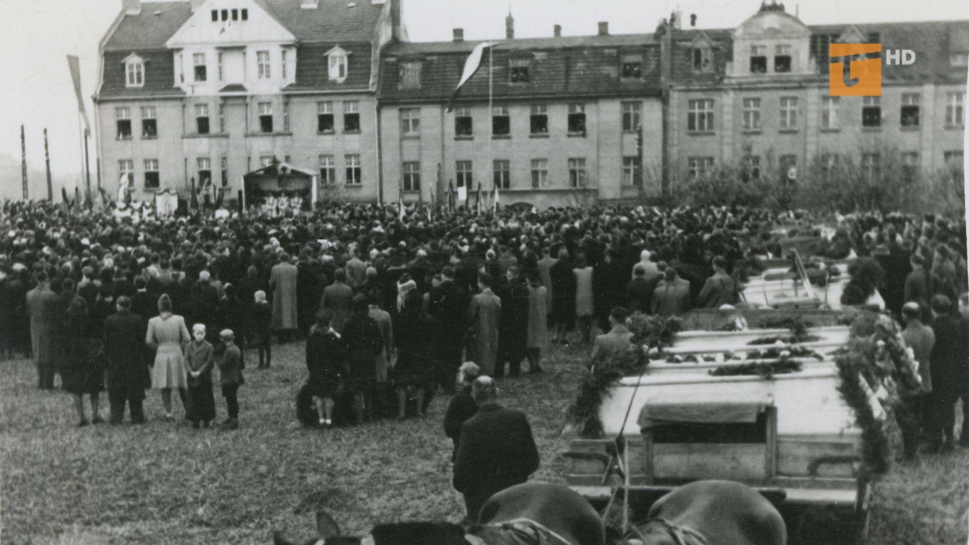 Biblioteka na tropie niemieckiej zbrodni