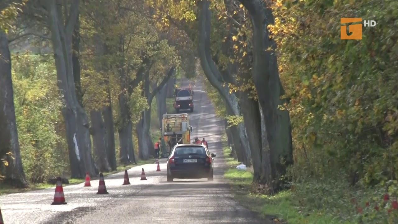 Drogi powiatowe czekają na remont