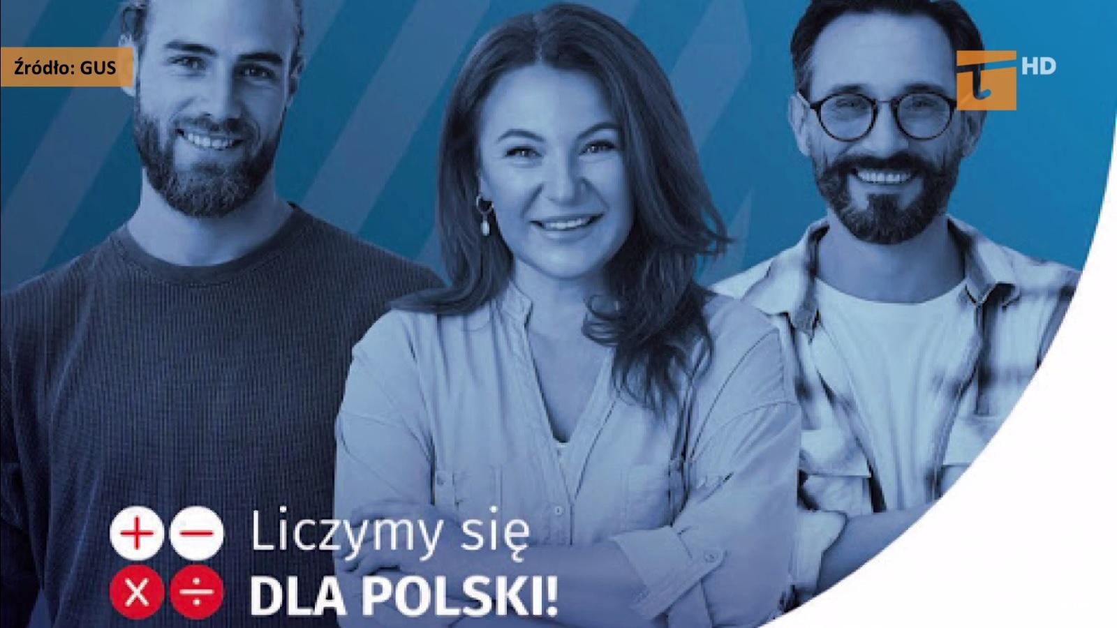Wiosną ruszy wielkie liczenie Polaków