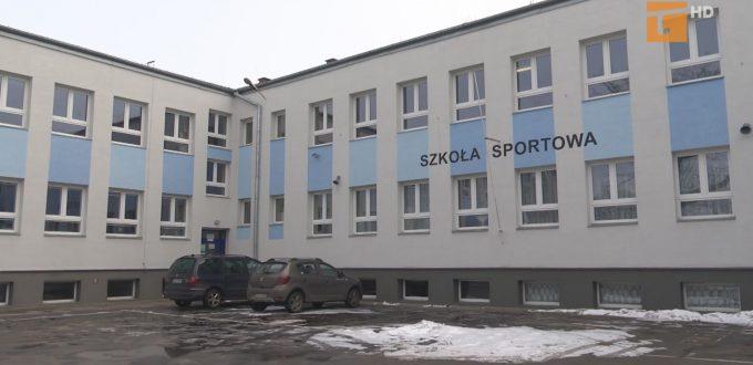 Szkoła sportowa na kwarantannie
