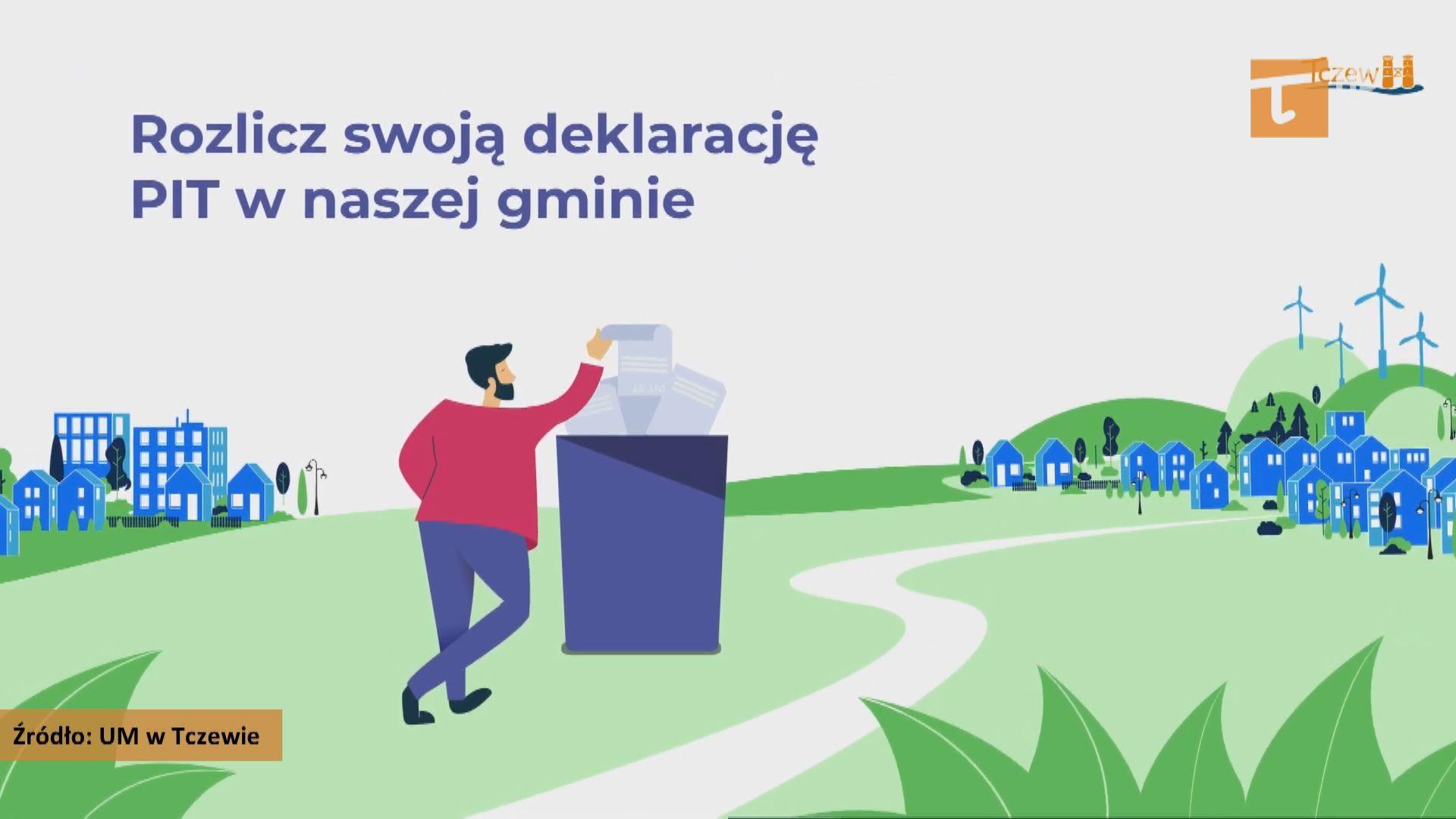 Rozlicz swój podatek w Tczewie