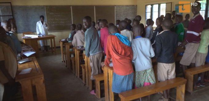 Rwanda szkoła