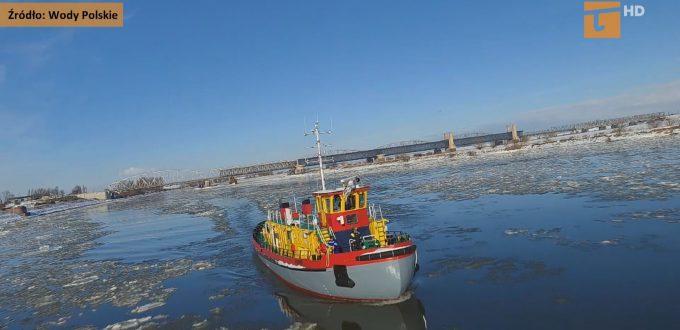 Lód nie powinien zagrozić Tczewowi