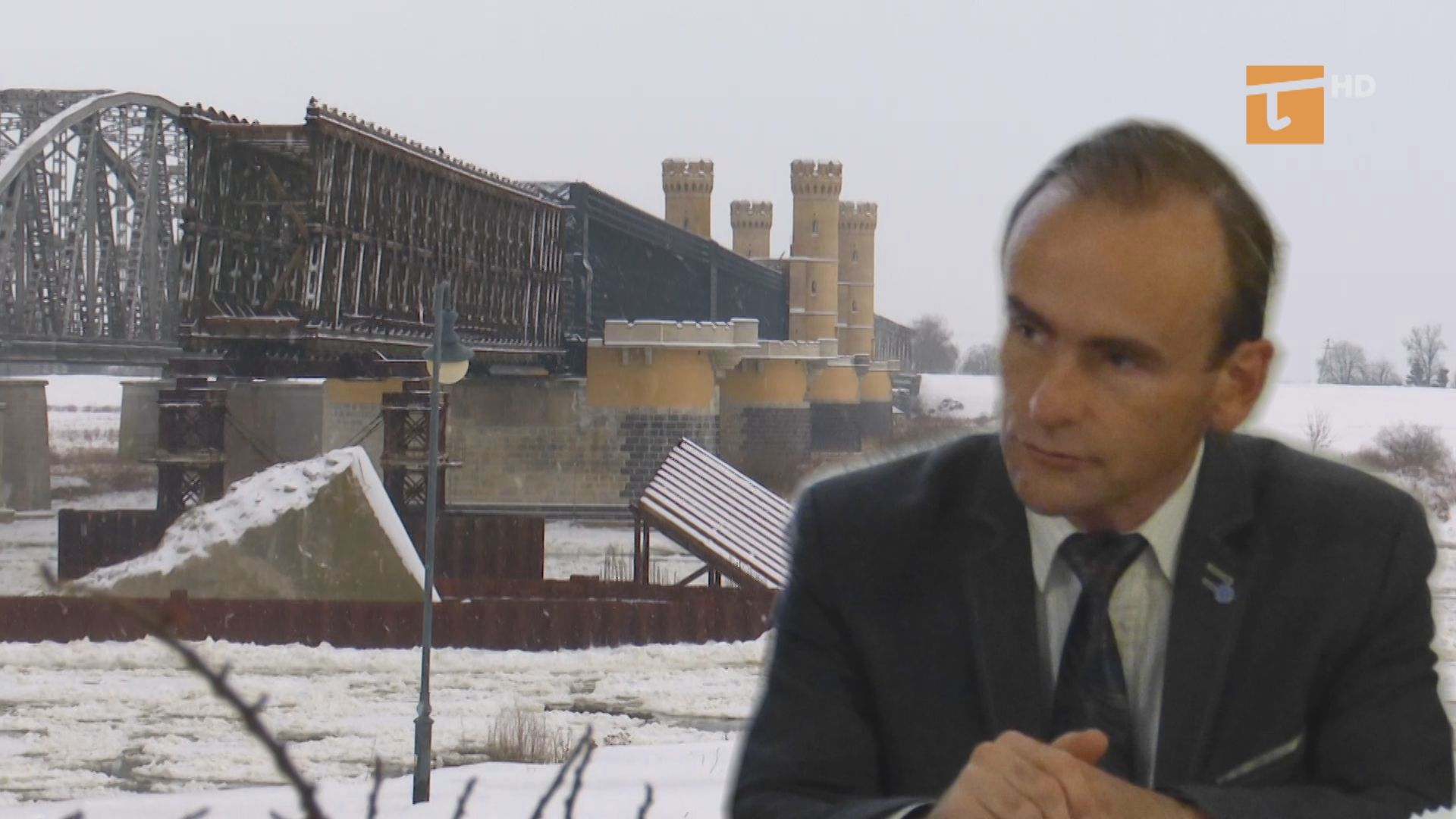 Konserwator nie odpowiada na pytania o most