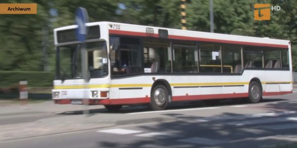 Przejazd autobusem a koronawirus