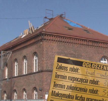 przebudowa biblioteki głównej