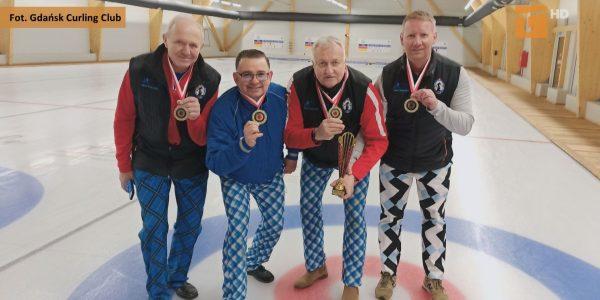 Tczewski curlingowiec mistrzem Polski