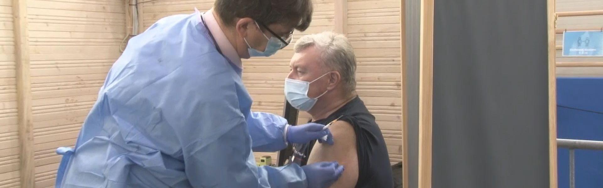 25 procent tczewian zaszczepionych