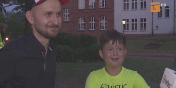 Baranovski w Tczewie spotkał największego fana