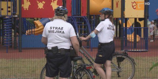 patrole rowerowe