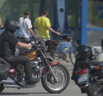 Motocykliści zjechali się do Tczewa