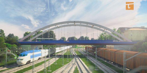 Osiem firm chce zbudować wiadukt