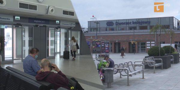 Zmodernizowany dworzec oficjalnie otwarty