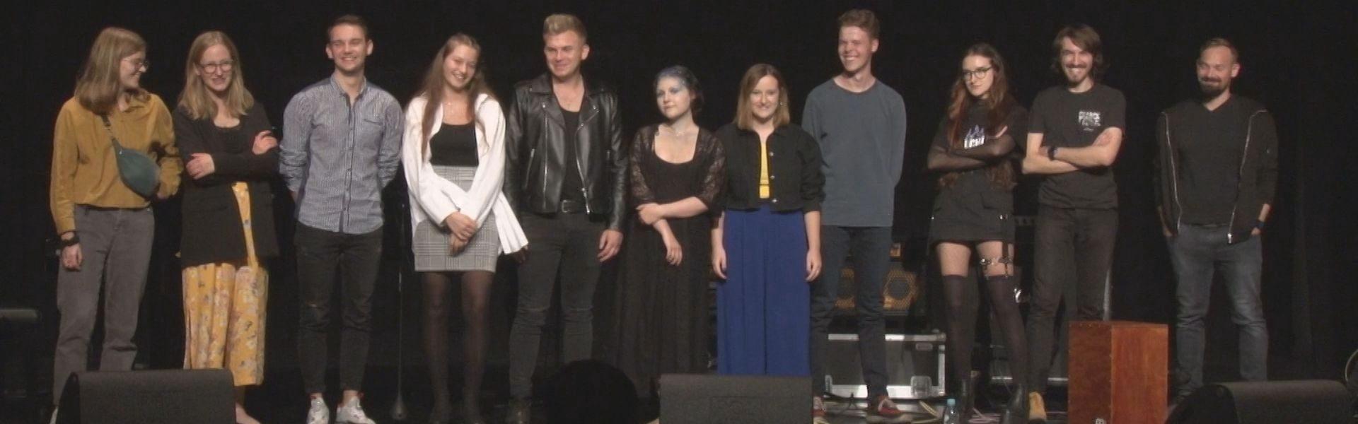 Coolturalny koncert młodych artystów