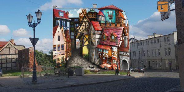 Na Starym Mieście powstanie mural